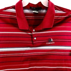 Tiger Woods Collection Nike Golf Polo Shirt XXL